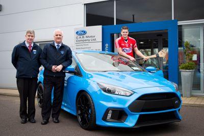 Meet our new brand ambassador, Alan Cadogan - Cork Senior Hurler
