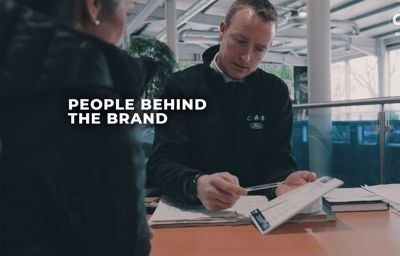 Episode 3 - The People Behind the Brand