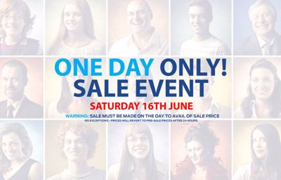 Summer Smash Sale Event