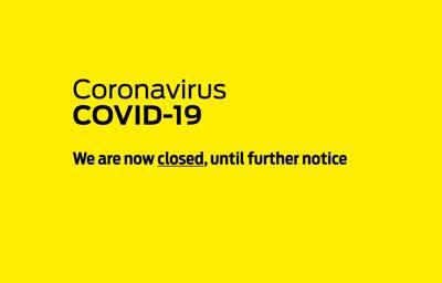 COVID-19 Customer Announcement