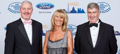 CAB wins 2015 Ford Chairman's Award