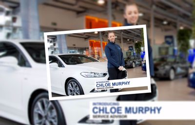 Chloe Murphy - Our newest member of staff