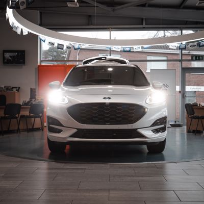 CAB Motor Company Present the All-New Ford Kuga