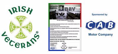 CAB Sponsors Irish Veterans
