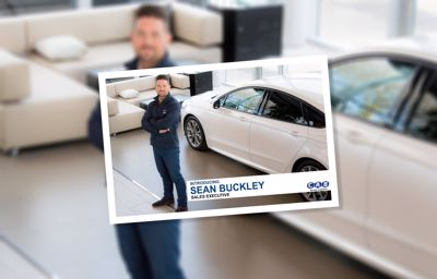 New member of the Sales Team - Introducing Séan Buckley