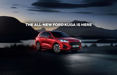 All-New Ford Kuga is Here!