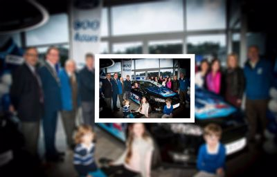SVP Car Draw Raises Well Over €100,000 for Cork Families