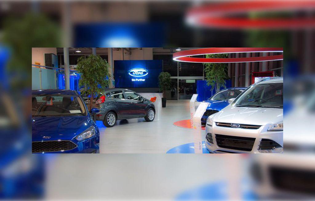 CAB Motors FordStore, Ballintemple