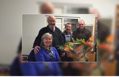 Congratulations to Jean Joyce!
