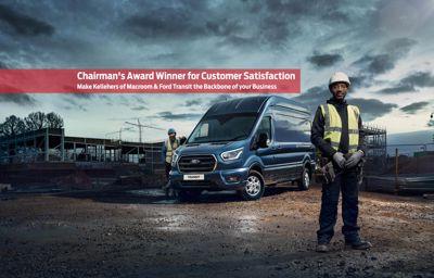 Chairman's Award Winner for Customer Satisfaction