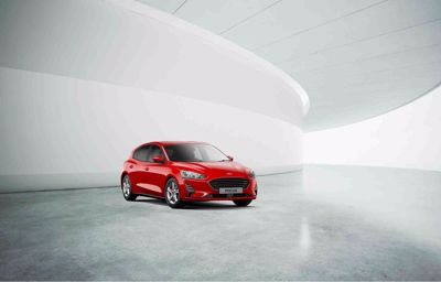 Introducing the all new fantastic Ford Focus