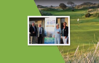 Smiths of Drogheda sponsor Laytown and Bettystown Golf Club