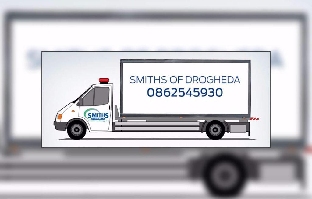 at Smiths of Drogheda we offer 27/4 Breakdown service