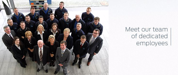 Smiths of Drogheda - Meet our team of dedicated employees