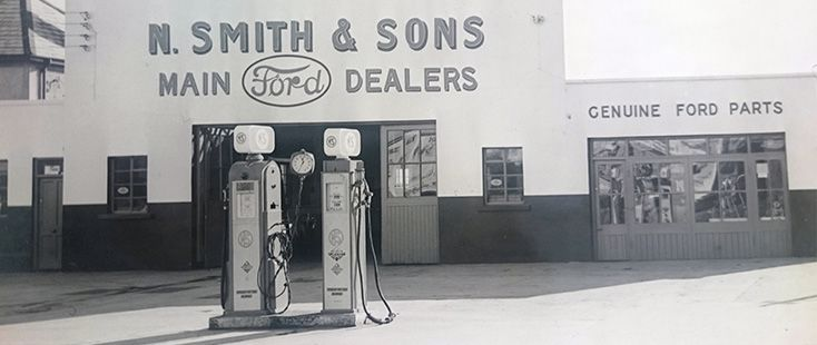 Smiths of Drogheda, Main Ford Dealers since 1953