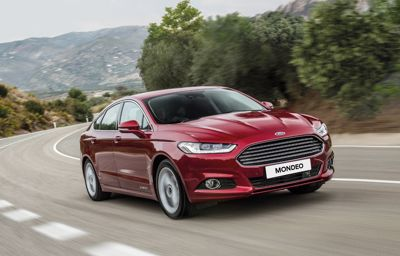 Ford's European Sales Rise 20% in November