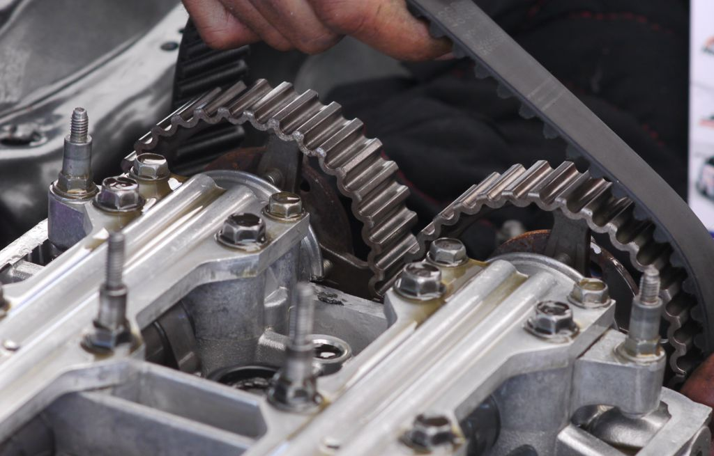 Servicing - Timing Belt Replacement