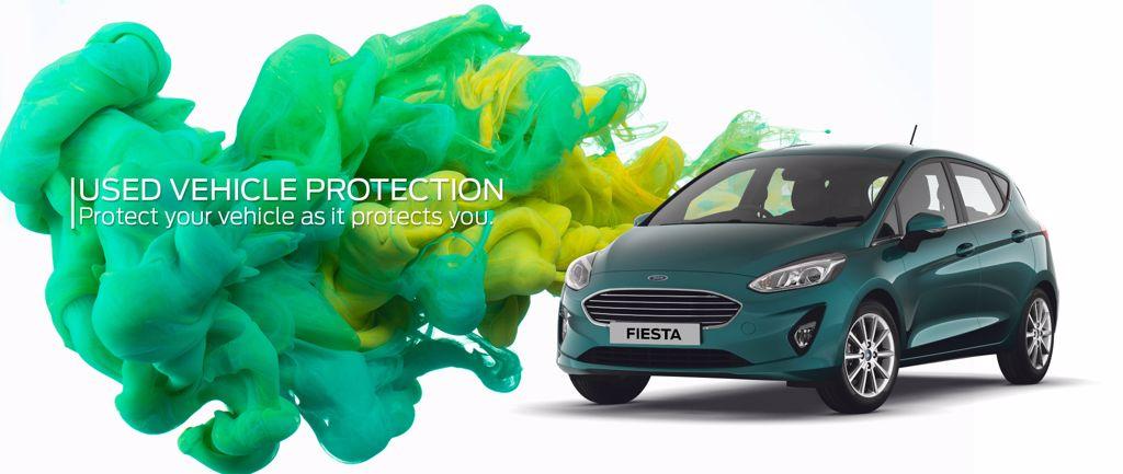 Used Vehicle Protection - Supagard - Interior Exterior