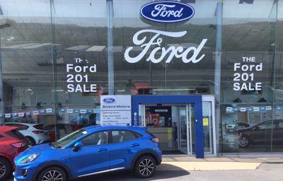 Boland Motors New Ross Level 5 update