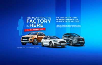 **THE MAN FROM THE FACTORY EVENT**