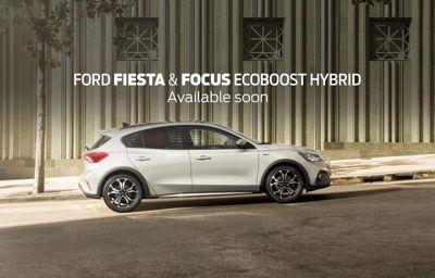 New Fiesta & Focus EcoBoost Hybrids