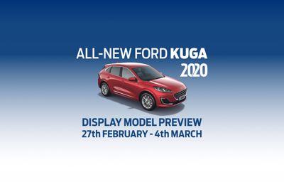 All-New Ford Kuga 2020