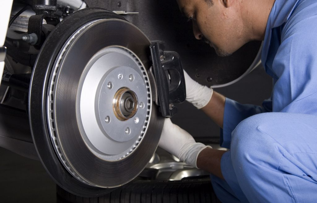 Brake Pads and Discs