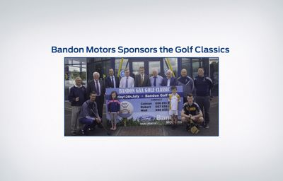 Bandon Motors is sponsoring the Golf Classics!