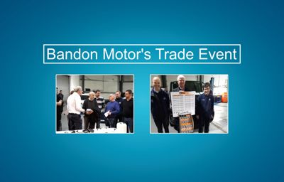 Bandon Motors held their Trade Event on the 16th May