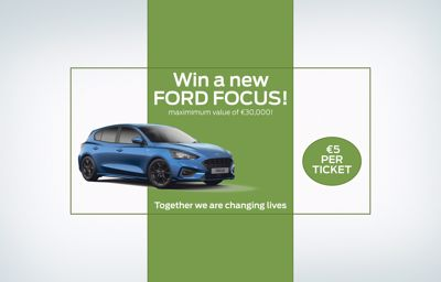 Win a new Ford Focus!