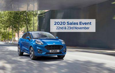 2020 Sales Event