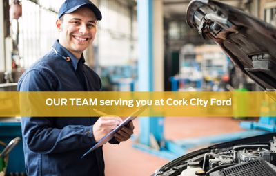OUR TEAM serving you at Cork City Ford