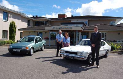 Cork City Ford Sponsor St Luke's Home Event