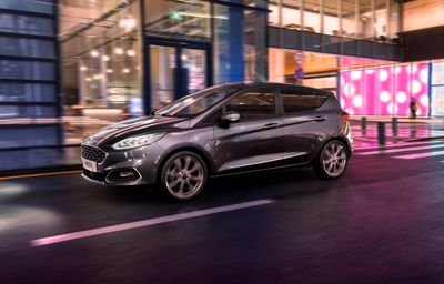 ELECTRIFIED AND UPGRADED FORD FIESTA