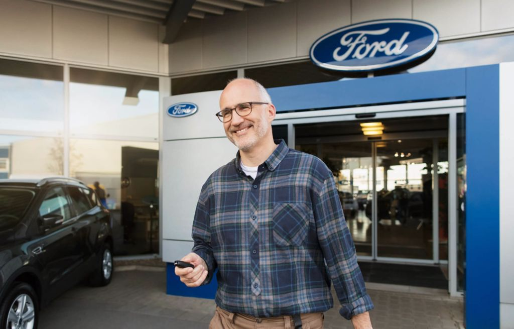Cork City Ford Service Department - We offer a wide range of services to our customers regardless what age Ford you have