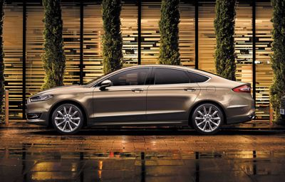 Ford Vignale arrives at Lyons