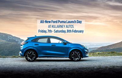 All-New Ford Puma Launch Event - 7th & 8th Feburary