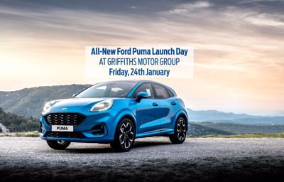 All-New Ford Puma Launch Day - 24th January