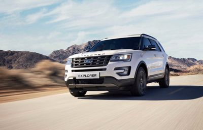 Ford Explorer Now with Exciting Year-end Offer