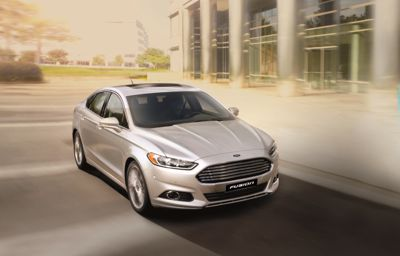 Ford Fusion now with Exciting Year-end Offers