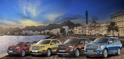 Own Your Favourite Ford with Exciting Benefits