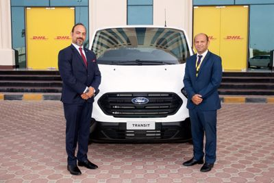 Ford to Deliver the Goods for DHL in Oman