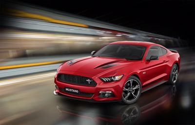 Ford Mustang - Unlike Any Other