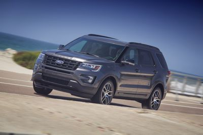 Ford Explorer Wins Best Mid-size SUV Award in Oman