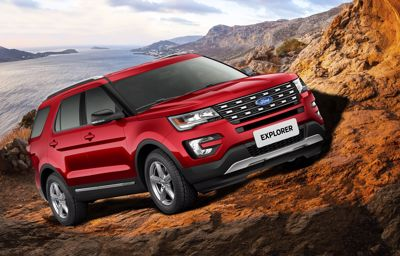 Ford Explorer: An Outstanding Companion