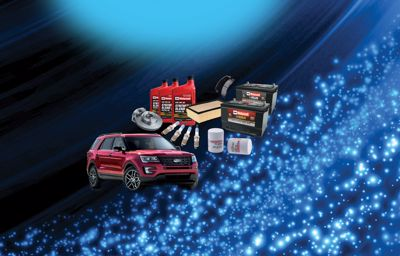 Ford Genuine Parts – 100% Trusted Companion for Your Ford