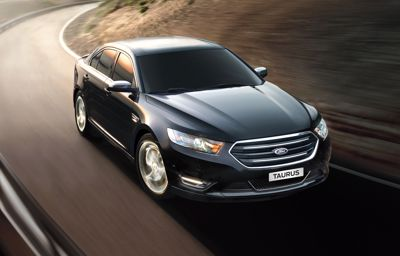 Ford Taurus – The Big Family Sedan