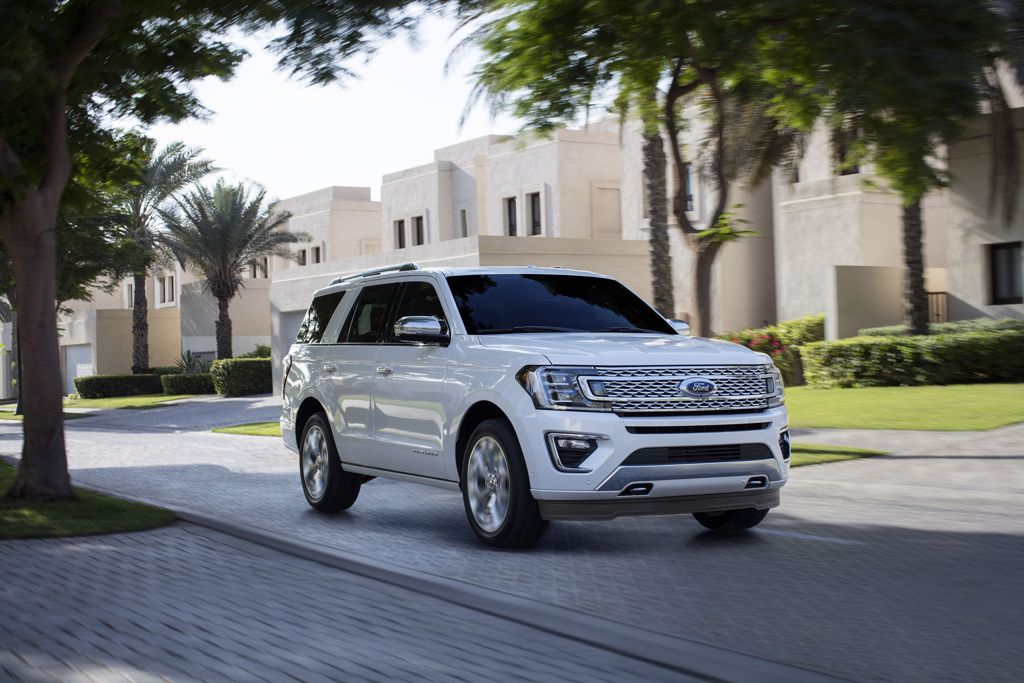 Ford Car Accessories at Ford Oman