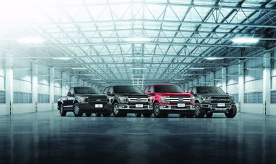 The Commercial & Industrial Company launches the most advanced F-150 Powertrain Line-up