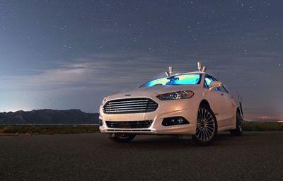 فورد ترفع حجم أسطولها من السيارات ذاتية القيادة ثلاثة أضعاف